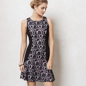 Anthropologie Maeve Sirena Sleeveless Lace Dress